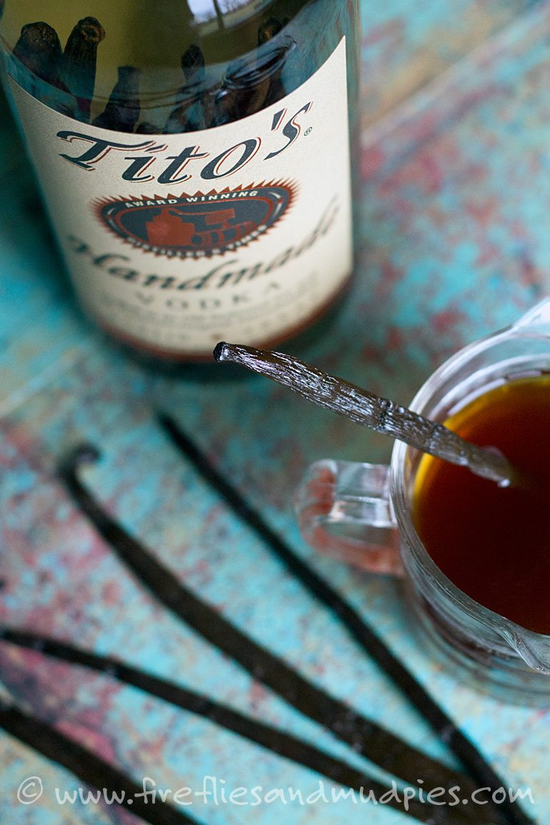 DIY Pure Vanilla Extract | Fireflies and Mud Pies