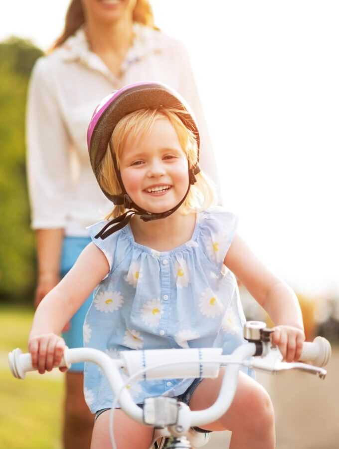 How to Get Your Kid From Scared to Confident About Riding a Bike