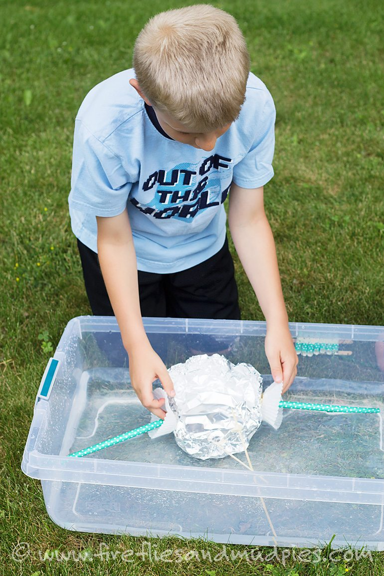 STEM Design Challenge for Kids | Fireflies and Mud Pies