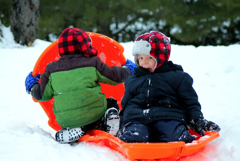 Science of Sledding
