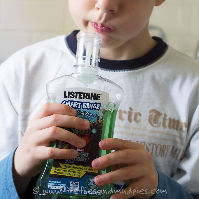 S10 Tips for Making Oral Health a Habit in Your Home | Fireflies and Mud Pies #LISTERINE #sponsored