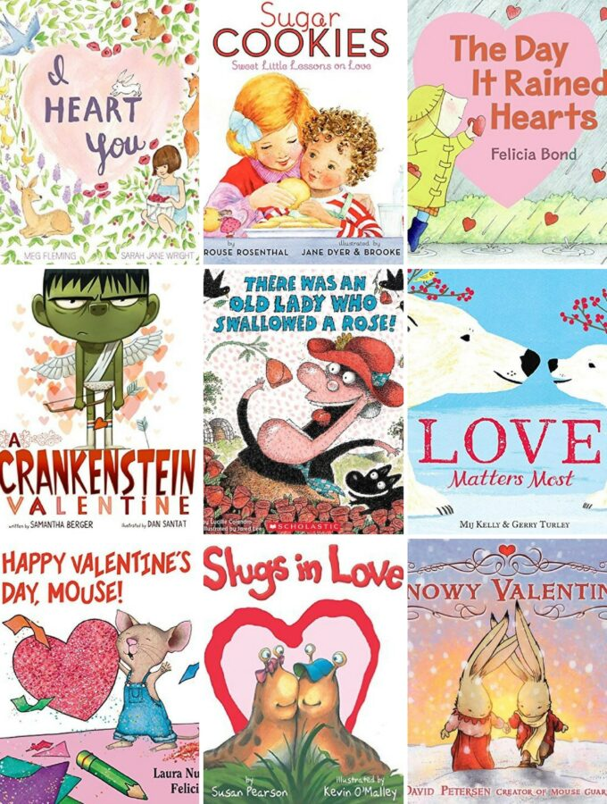 Sweet Valentine's Day Books for Kids