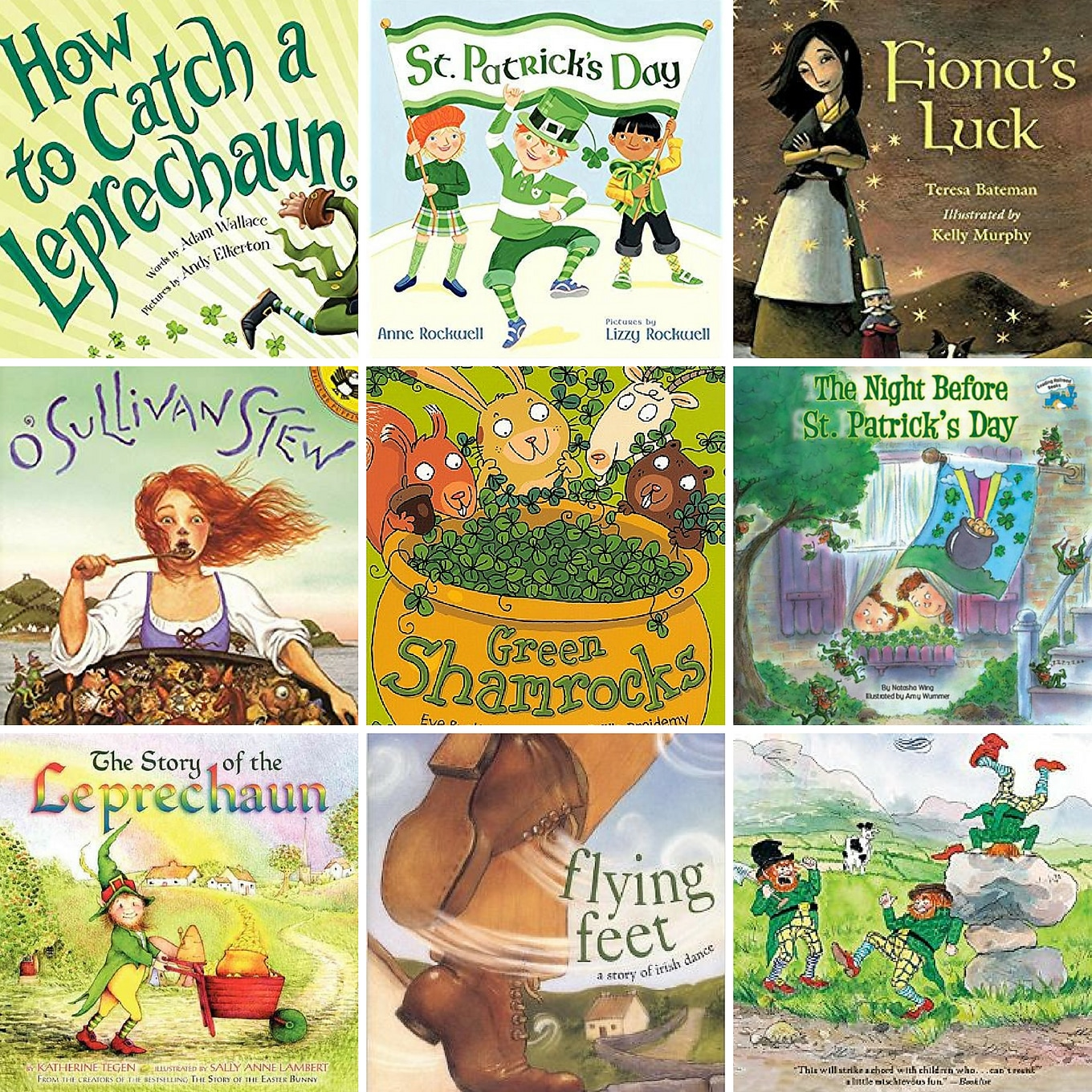 The Best St. Patrick's Day Books for Kids