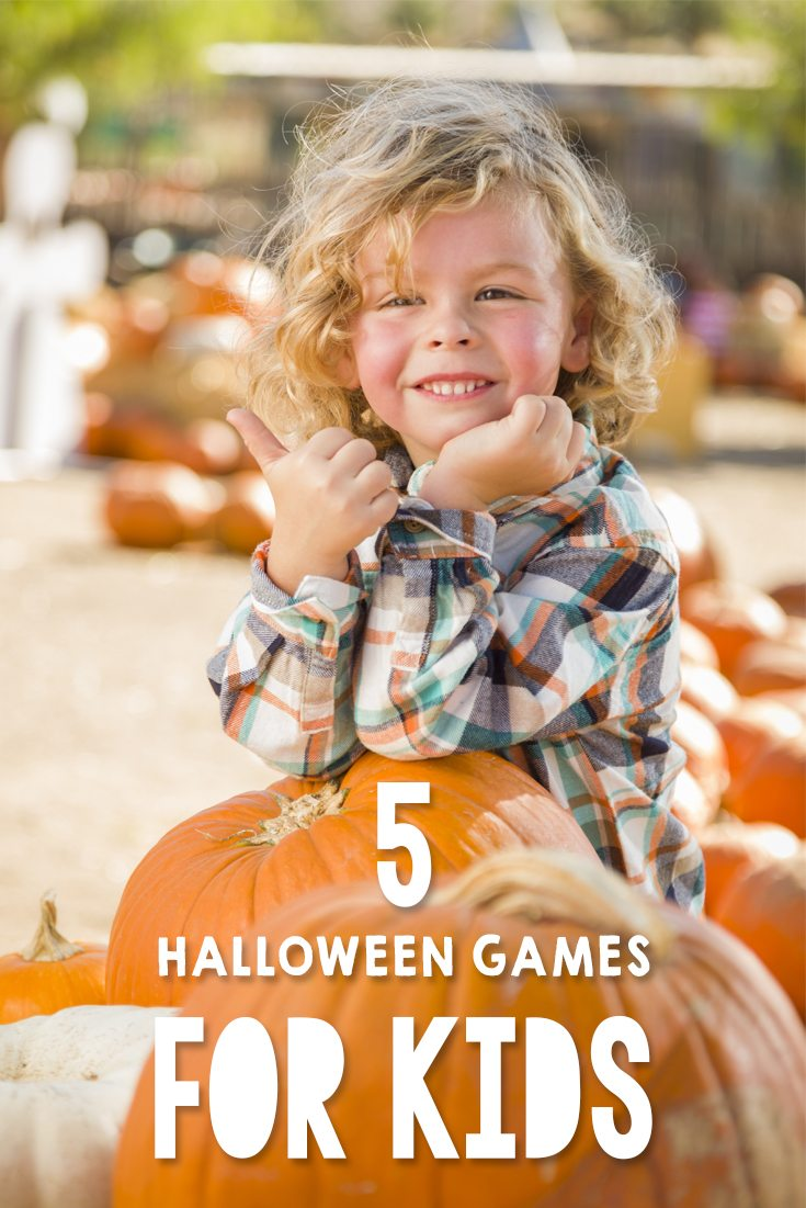 5 Fun Halloween Games for Kids | Fireflies and Mud Pies