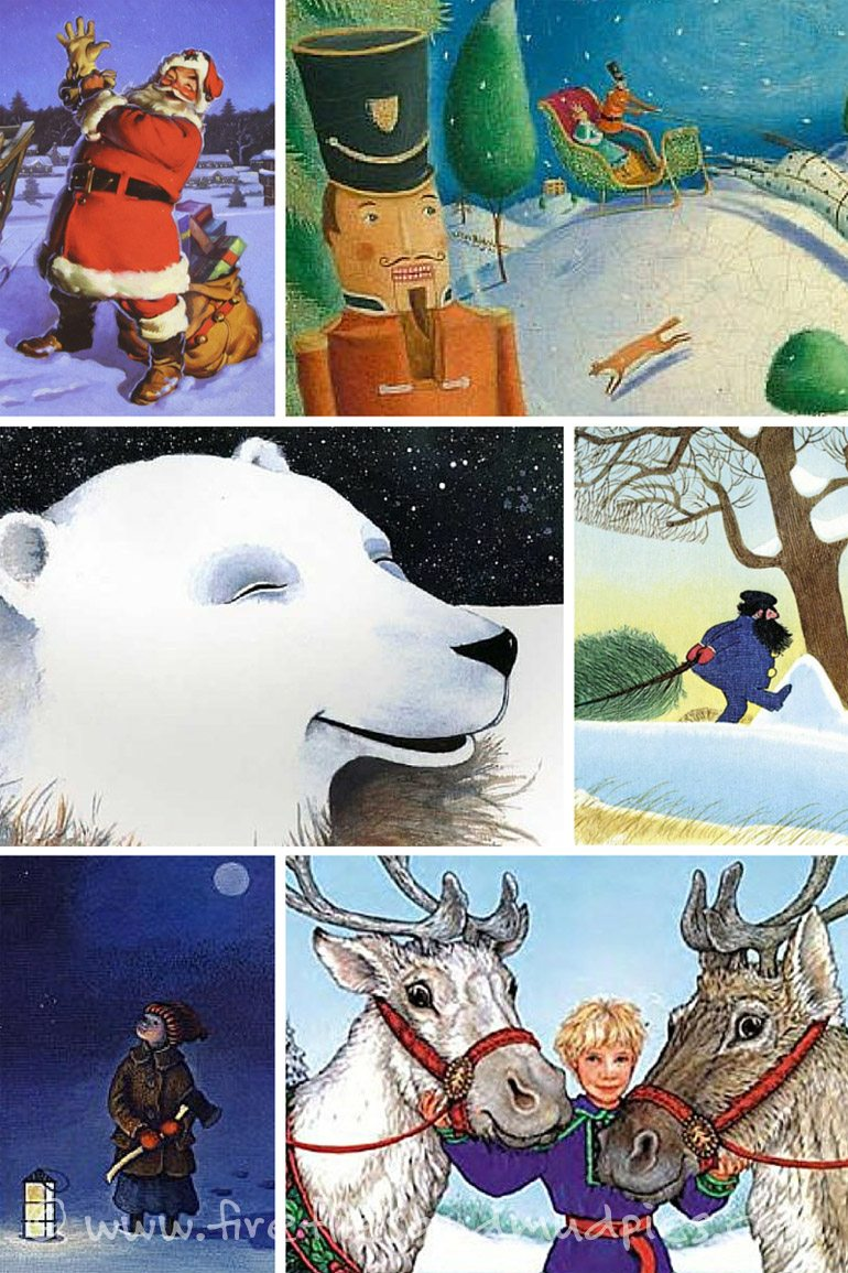 "25 ""Heartwarming"" Christmas Books for Kids 
