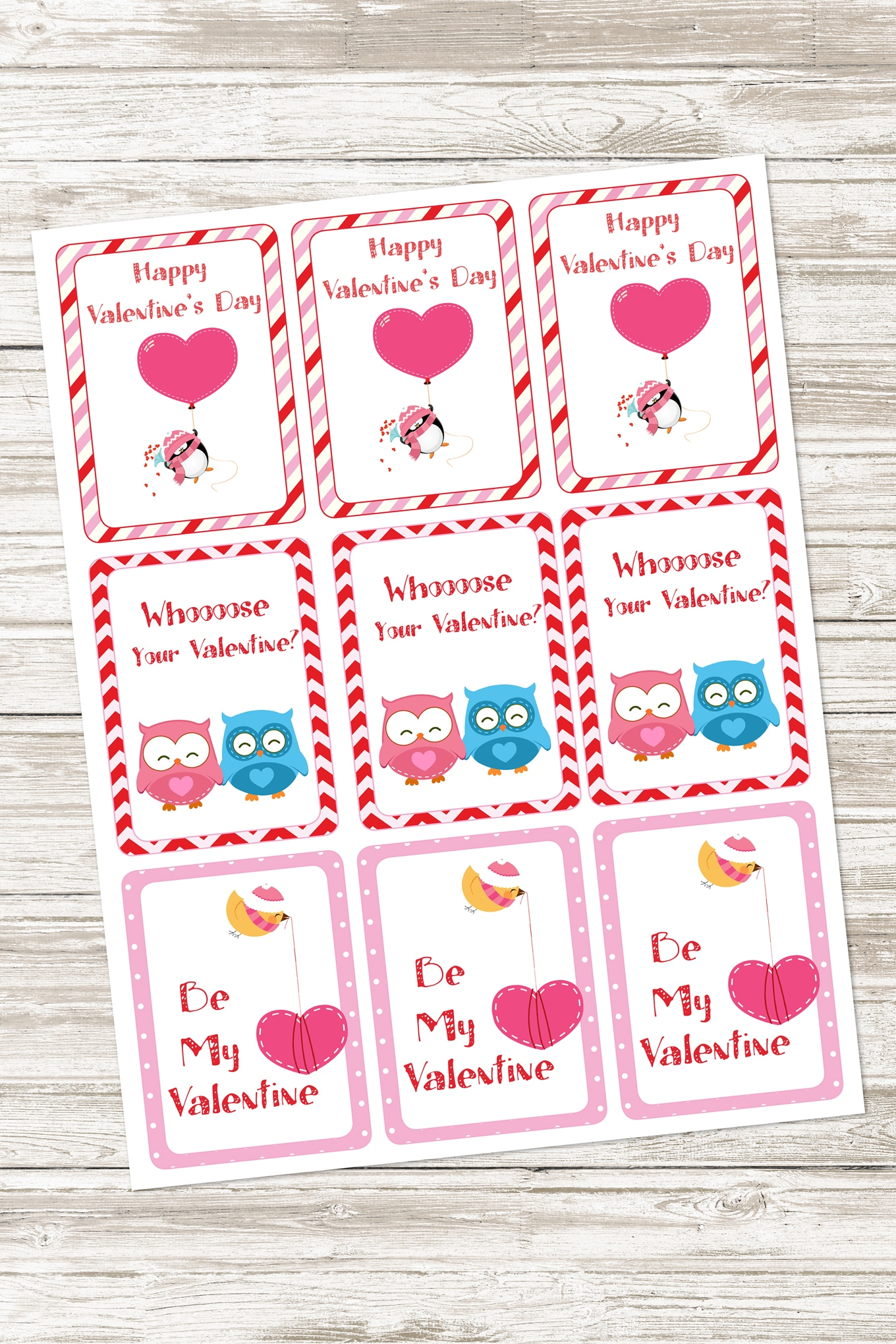 graphic relating to Printable Valentines Pictures referred to as No cost Valentines Working day Match Pack for Little ones