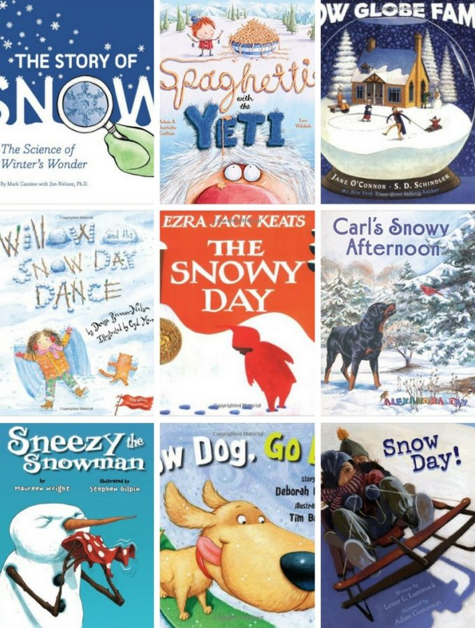 Celebrate Winter's Warmth with the Best Snow Books for Kids