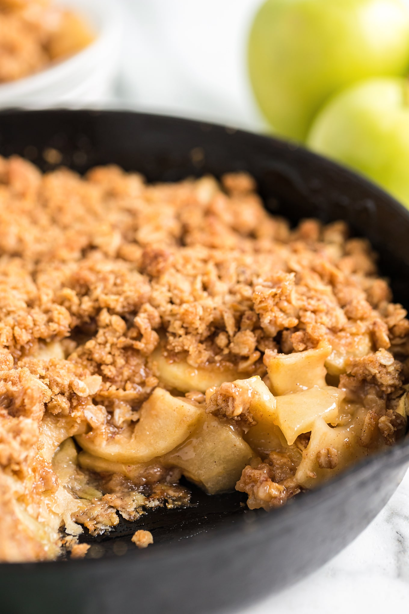 Delicious Homemade Apple Crisp Recipe