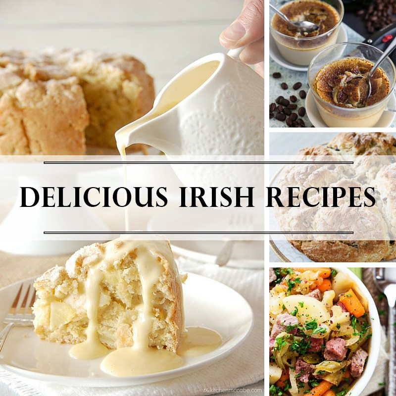 Delicious Irish Recipes