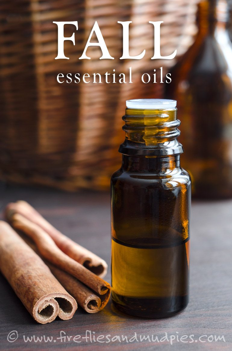 Favorite Fall Essential Oils | Fireflies and Mud Pies