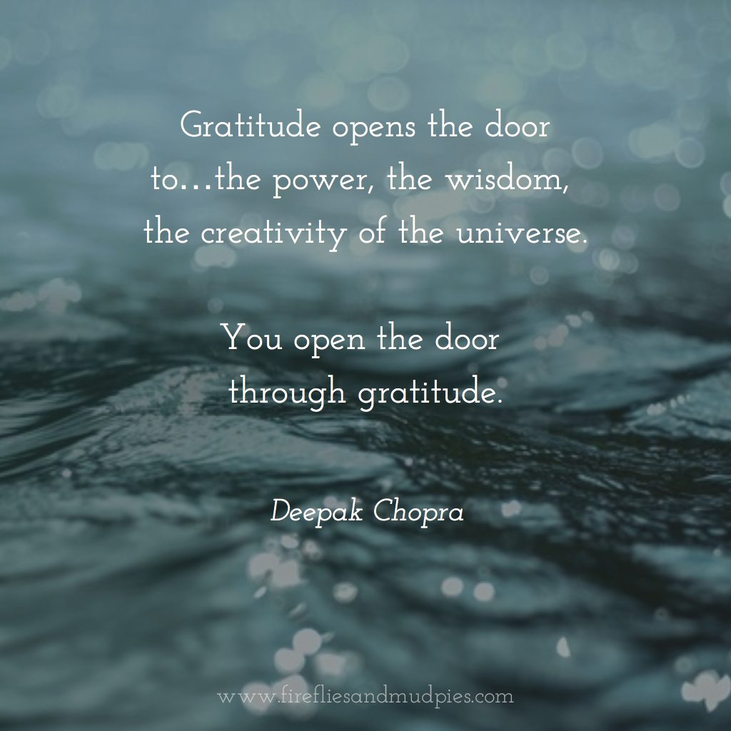 3 Simple Tips to Connect at the End of the Day: Express Gratitude