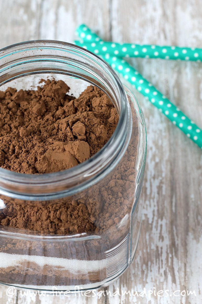 Homemade Mocha Mix Recipe | Fireflies and Mud Pies