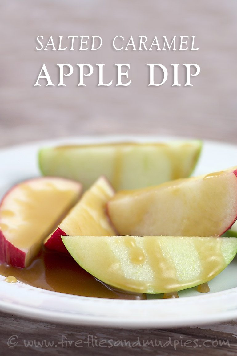 Salted (and Other) Caramel Apples Recipe — Dishmaps